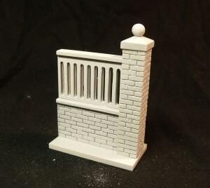 35-29 modular fence wall I.