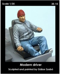 Sofőr egyben